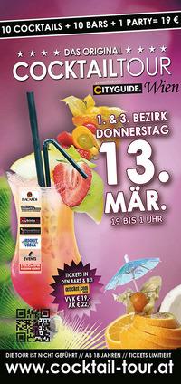43. CocktailTour Wien