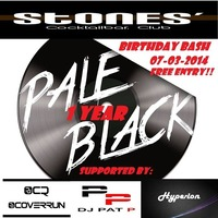 Pale Blacks Birthday Bash