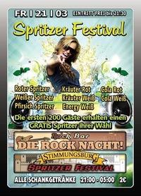 Spritzer Festival@Excalibur