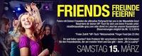 Friends & Freunde Feiern@Mausefalle Graz