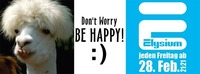 Dont worry - be happy :-)