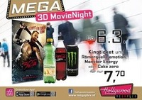 Mega 3D Movie Night - 300 Rise of an Empire