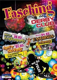Fasching im Derby Club@Derby Stodl
