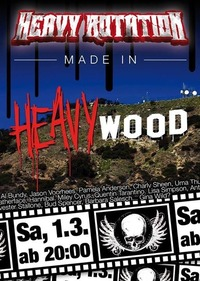 HR Faschingsparty 2014 Made in Heavywood