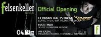 Official Opening Faschingsdienstag