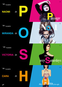 Vanity - The Posh Club pres. The Abc of Vanity@Babenberger Passage