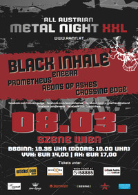 All Austrian Metal Night XXL@((szene)) Wien