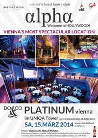 Club Alpha@DO & CO Platinum