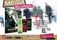 Mega Movie Night - Non-Stop@Hollywood Megaplex