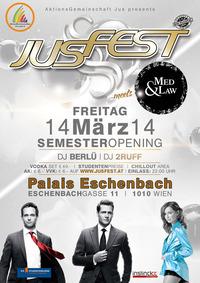 Jusfest Semesteropening