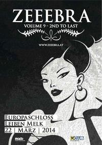 Zeeebra Vol. 9 - 2nd to last
