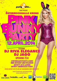 2. Pink Bunny Party