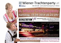 Wiener Trachtenparty@Bergstation