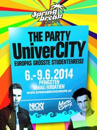 Spring Break Europe 2014