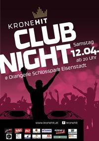 Kronehit Club Night@Orangerie Schlosspark Eisenstadt