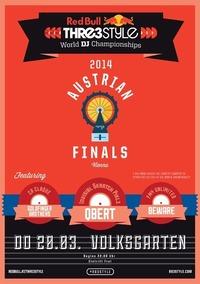 Red Bull Thre3style Austrian Final feat DJ QBert