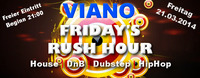 Viano Fridays Rush Hour
