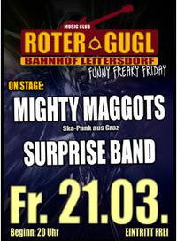Mighty Maggots (Skapunk)@Roter Gugl