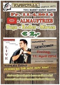 Villacher Almauftrieb - Live mit Manuel Eberhardt@Kuhstall