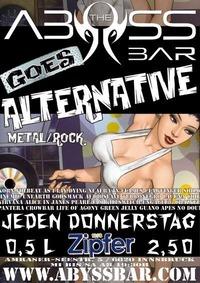 Alternative Metal Saturday@Abyss Bar