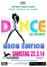 Dance - Neon Edition@Platzhirsch