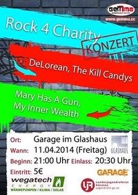 Rock 4 Charity@Garage Spittal