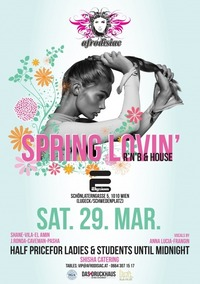 Afrodisiac - Spring Lovin