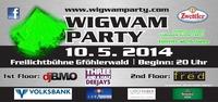 WigWam Party 2014