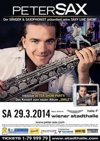 Peter Sax Live