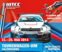 FIA Tourenwagen-WM (WTCC)@Salzburgring
