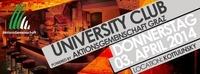 University Club powered by Aktionsgemeinschaft Graz@Kottulinsky Bar