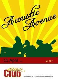Acoustic Avenue@Cafeti Club