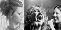 Frauen:Musik i.d. Arena Bar: Galvin  Sko  Stephie Hacker solo@Arena Bar Variete Theater Cafè