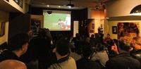 Manchester United - Bayern München@academy Cafe-Bar