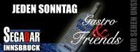 Gastro  Friends - Gewinne eine Flasche 4,5l Absolut Vodka@Segabar Innsbruck