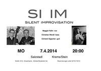 Silent Improvisation@Salzstadl