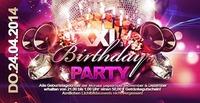 XXL Birthday Party@A-Danceclub