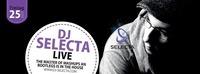 DJ Selecta live