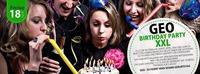 Geo Birthday Party XXL