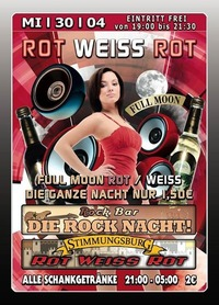 Rot Weiß Rot@Excalibur
