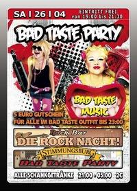 Bad Taste Party@Excalibur