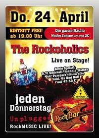 The Rockoholics Live@Excalibur