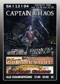 Captain Chaos@Excalibur