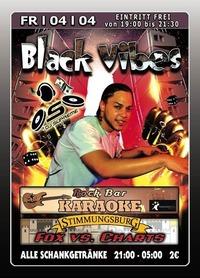 Black Vibes mit DJ Supreme@Excalibur