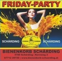 Friday Party@Bienenkorb Schärding