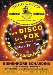 Tanzabend@Bienenkorb Schärding