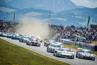 ADAC - GT Masters am Red Bull Ring