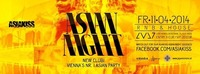 Asiakiss - Asian Night @LVL7