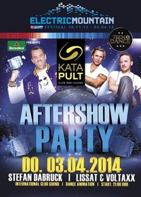 Aftershow Party - Electric- Mountain- Festival