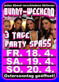 Bunny Weekend - 3 Tage Party Spass